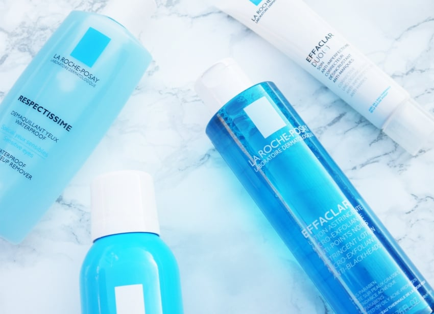 4 FAVOURITES FROM LA ROCHE POSAY
