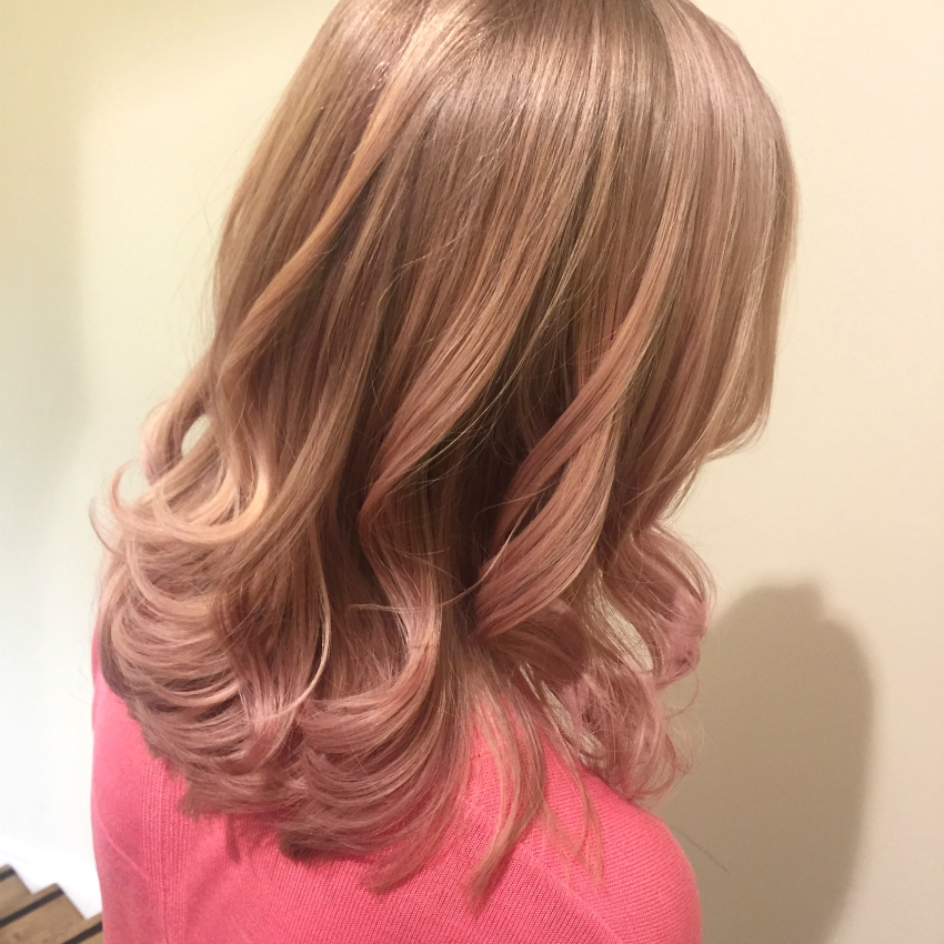 How To Dye My Hair Naturally Blonde