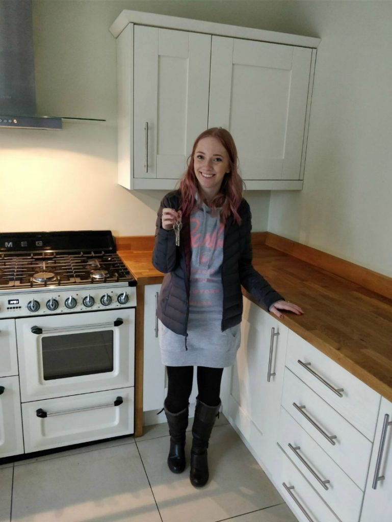 WE'VE BOUGHT A HOUSE!