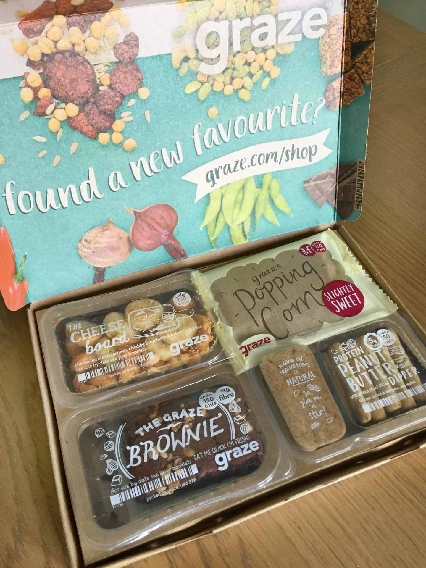 THE POWER OF A GRAZE BOX