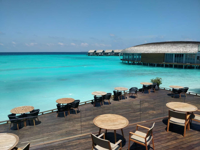 THE KURAMATHI – MALDIVES – THE FOOD