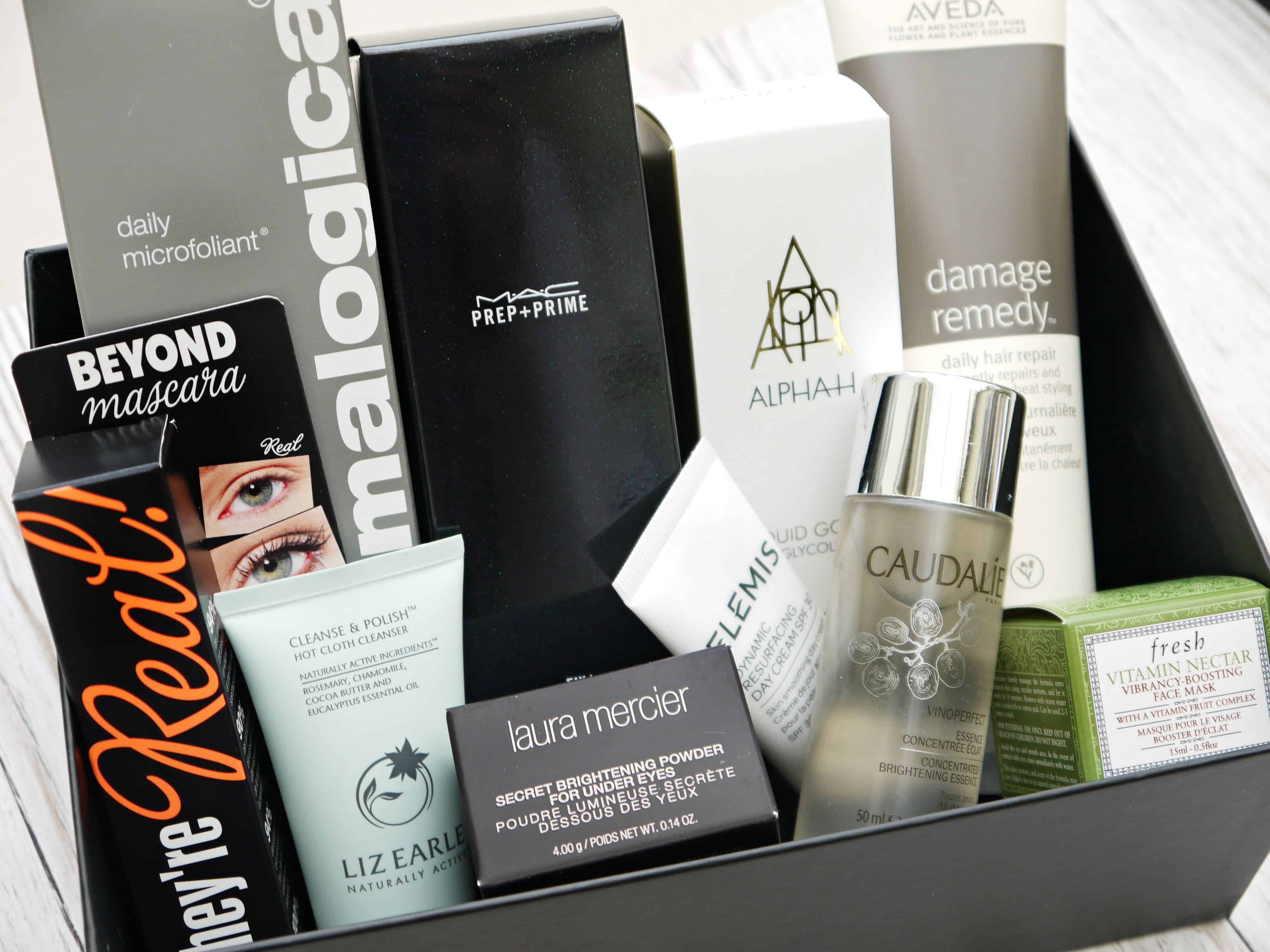 hapers bazaar latest in beauty box review thebeautytype.com beauty blog northampton thrapston peterborough food beauty lifestyle blogger
