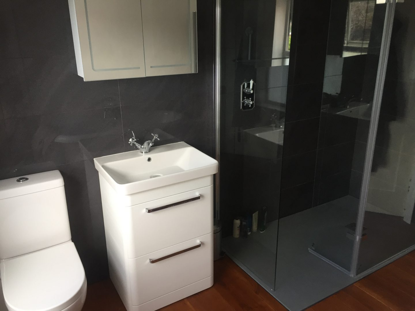 Renovation Update #3: Our Bathroom