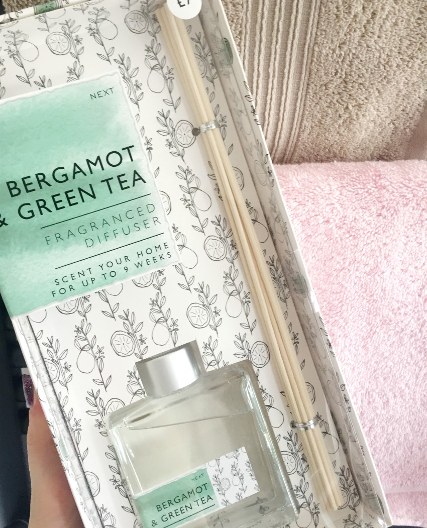 next reed diffuser mergamot and green tea home fragrance lbloggers thebeautytype.com