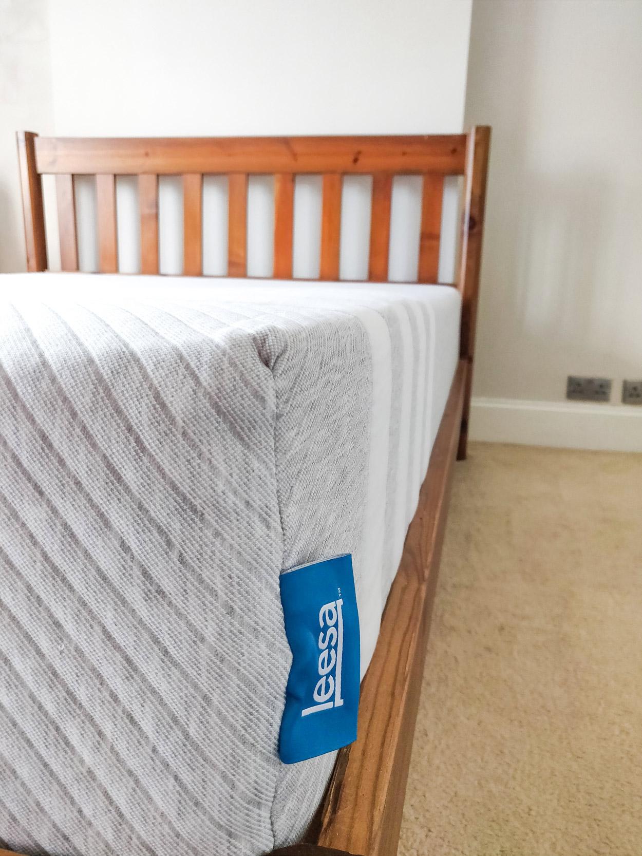 Leesa-Mattress---king-size-review--bedroom---eygptian-cotton-renovation-thebeautytype.com-