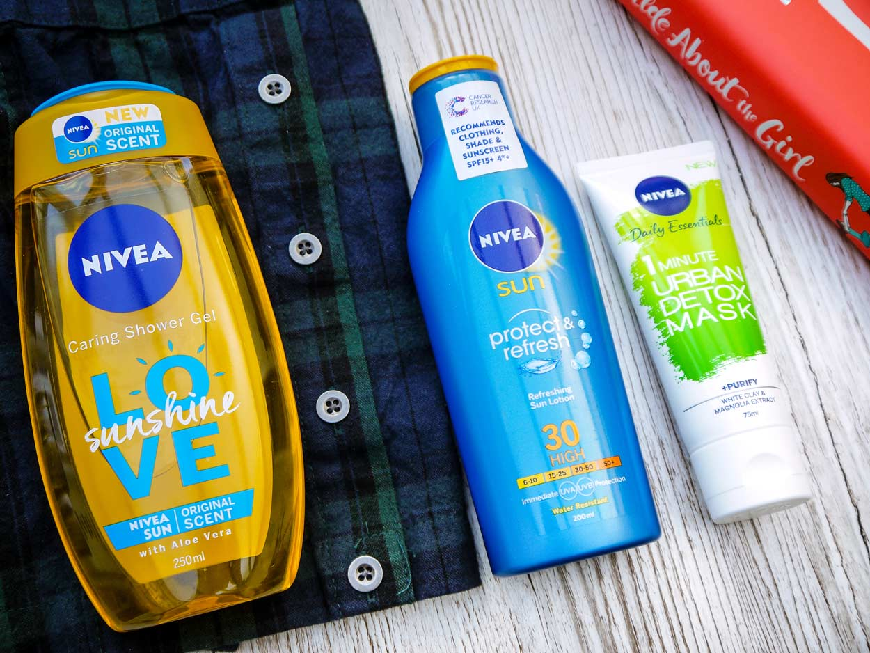 nivea summers day sunshine love shower gel review niveafamily thebeautytype the beauty type beauty blog