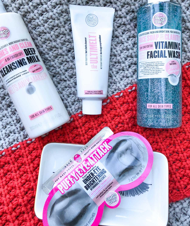 oap-and-Glory-facial-skincare-eyemask-wash-cleansers-face-wash-eye-mask-beauty-blog-northampton-Lisa-Scott-thebeautytype.com