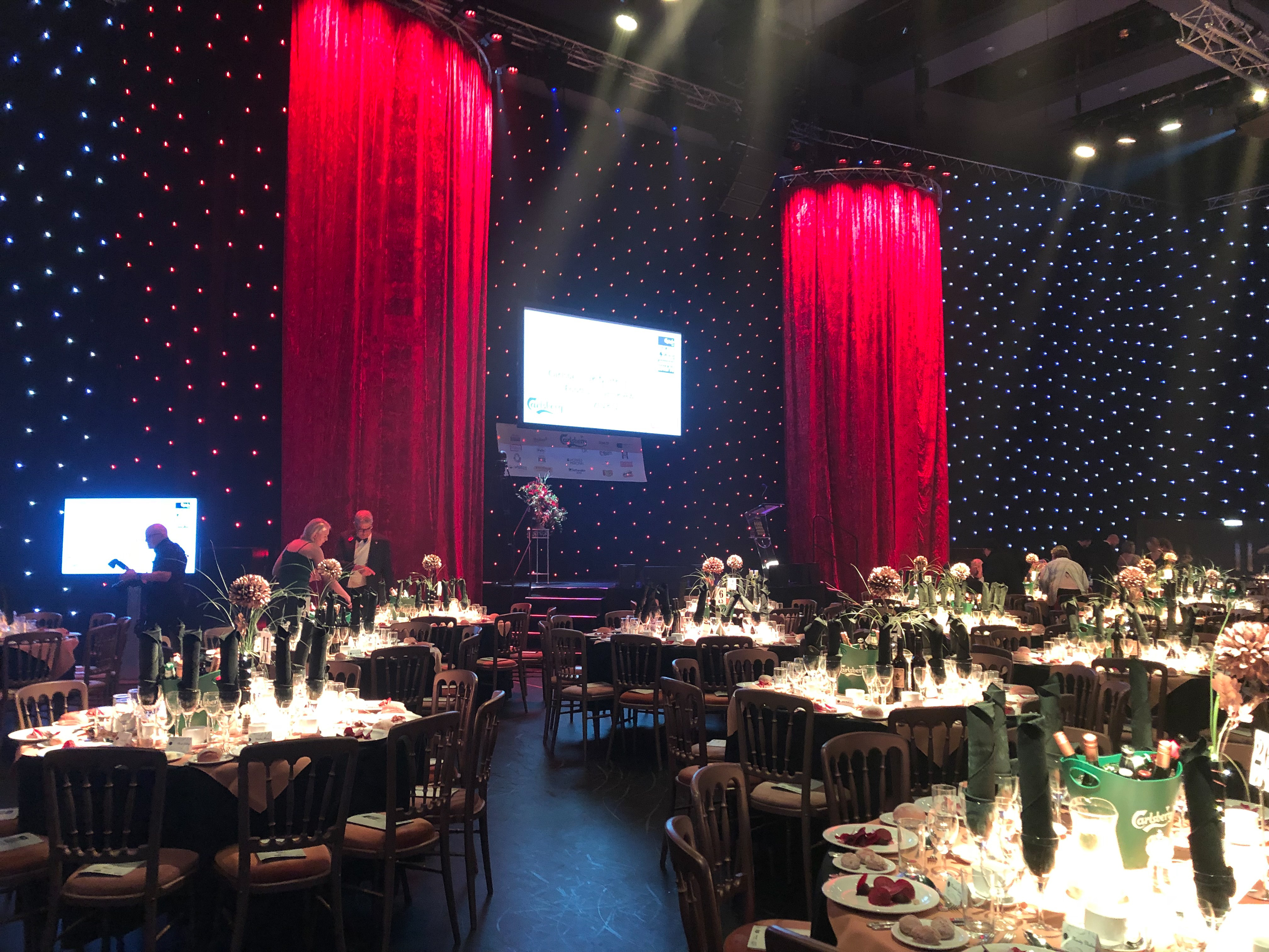 Northamptonshire Food and Drink awards 2018 thebeautytype.com beauty and lifestyle blog